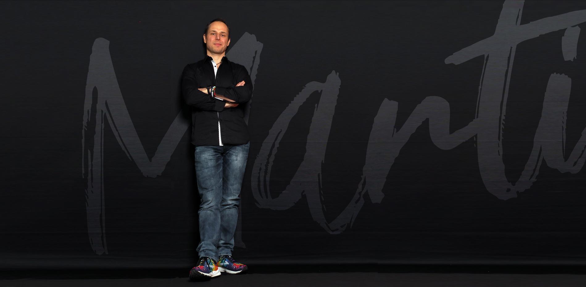 Martin Blais, Acteur